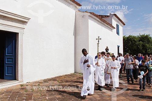 Procissão da Festa de Nossa Senhora da Boa Viagem  - Niterói - Rio de Janeiro (RJ) - Brasil
