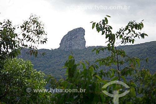 Vista da Pedra do Picú no Parque Nacional de Itatiaia  - Itamonte - Minas Gerais (MG) - Brasil