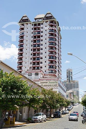 Edifício Bavaria na Rua Wenceslau Braz  - São Lourenço - Minas Gerais (MG) - Brasil