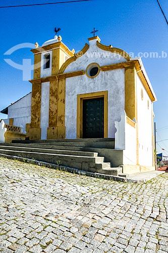 Igreja de Nosso Senhor do Bonfim, no centro histórico de São José  - São José - Santa Catarina (SC) - Brasil