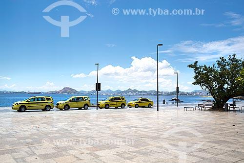Táxis a Praça XV de Novembro  - Rio de Janeiro - Rio de Janeiro (RJ) - Brasil