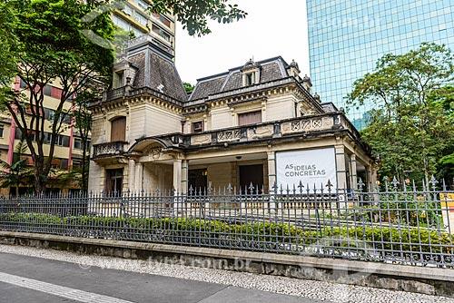 Centro Cultural Casa das Rosas ? Espaço Haroldo de Campos de Poesia e Literatura  - São Paulo - São Paulo (SP) - Brasil