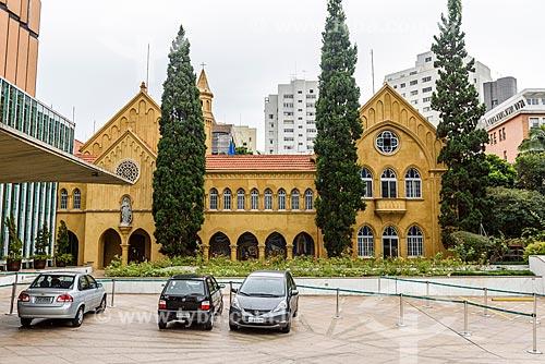 Capela do Hospital Santa Catarina  - São Paulo - São Paulo (SP) - Brasil
