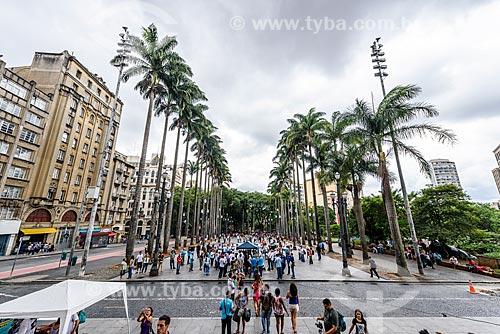 Vista geral da Praça da Sé  - São Paulo - São Paulo (SP) - Brasil