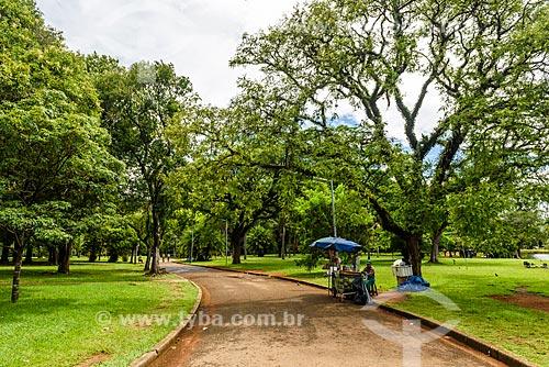 Vista do Parque do Ibirapuera  - São Paulo - São Paulo (SP) - Brasil