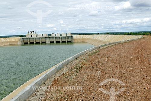Elevatória do Projeto de Integração do Rio São Francisco com as bacias hidrográficas do Nordeste Setentrional  - Cabrobó - Pernambuco (PE) - Brasil