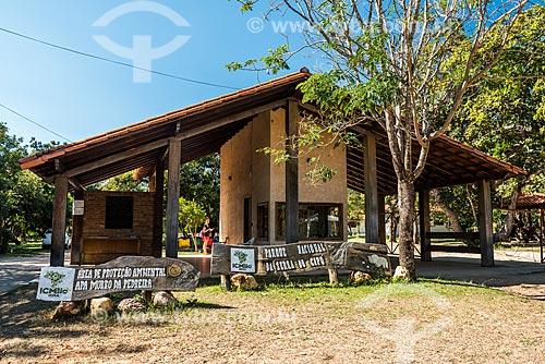 Centro de visitantes do Parque Nacional da Serra do Cipó  - Santana do Riacho - Minas Gerais (MG) - Brasil