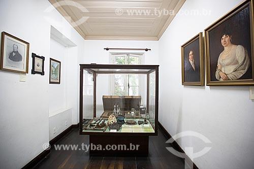 Museu Nacional da Imigração e Colonização (1870) - Acervo permanente - Joinville  - Joinville - Santa Catarina (SC) - Brasil