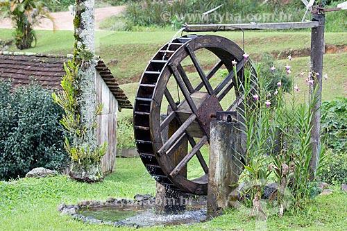 Roda de água  - Pomerode - Santa Catarina (SC) - Brasil