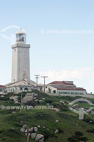 Vista do Farol de Santa Marta  - Laguna - Santa Catarina (SC) - Brasil