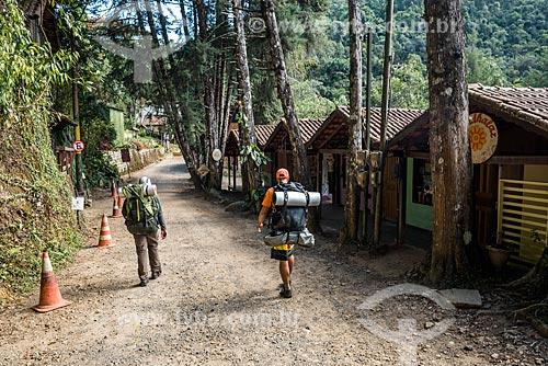 Trilha na Vila da Maromba - Parque Nacional de Itatiaia  - Itatiaia - Rio de Janeiro (RJ) - Brasil