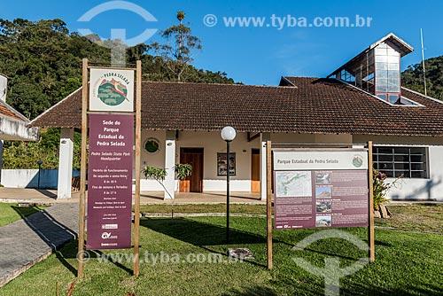 Sede do Parque Estadual da Pedra Selada  - Resende - Rio de Janeiro (RJ) - Brasil