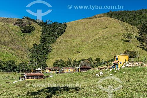 Fazenda na zona rural do distrito de Visconde de Mauá  - Resende - Rio de Janeiro (RJ) - Brasil