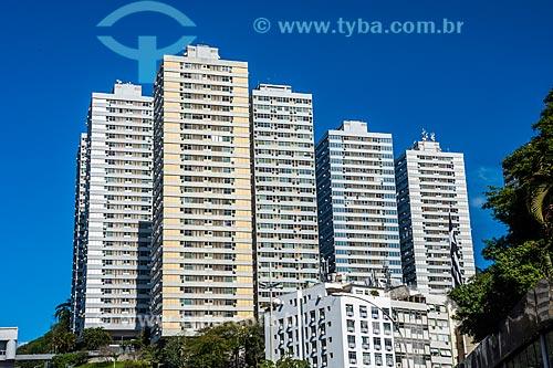 Prédios do condomínio residencial Morada do Sol  - Rio de Janeiro - Rio de Janeiro (RJ) - Brasil