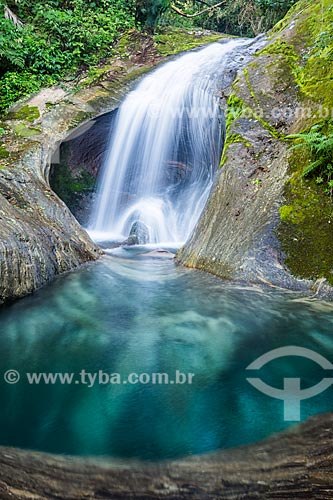 Poço do Céu na Área de Proteção Ambiental da Serrinha do Alambari  - Resende - Rio de Janeiro (RJ) - Brasil