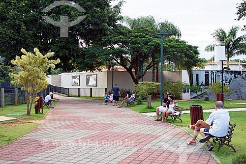 Parque de Lazer Professora Deoclésia de Almeida Mello  - Guararema - São Paulo (SP) - Brasil