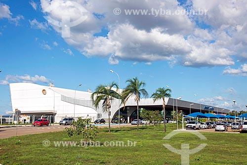Aeroporto de Palmas - Brigadeiro Lysias Rodrigues (2001)  - Palmas - Tocantins (TO) - Brasil