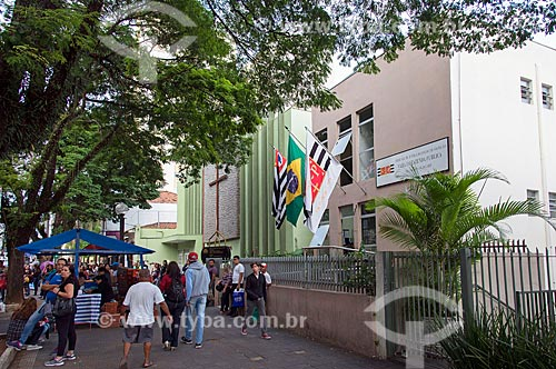 Fachada do Tribunal de Justiça do Estado de São Paulo - Vara da Fazenda Pública  - Jacareí - São Paulo (SP) - Brasil