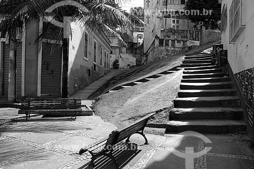 Pedra do Sal - também conhecido como Largo João da Baiana  - Rio de Janeiro - Rio de Janeiro (RJ) - Brasil