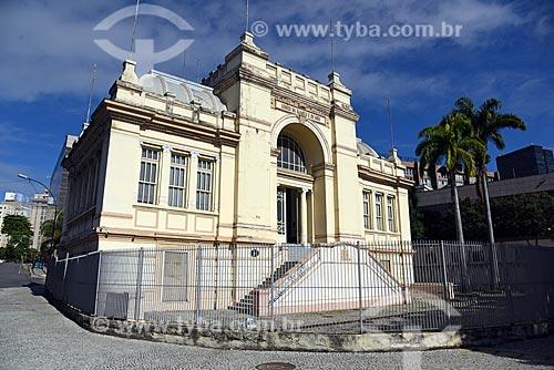 Fachada do Museu da Imagem e do Som do Rio de Janeiro (MIS)  - Rio de Janeiro - Rio de Janeiro (RJ) - Brasil