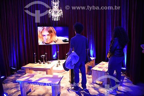 Exposição Nirvana: Taking Punk To The Masses em exibição no Museu Histórico Nacional  - Rio de Janeiro - Rio de Janeiro (RJ) - Brasil