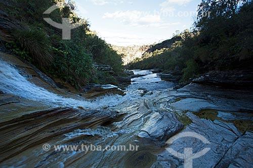 Rio no Parque Estadual do Ibitipoca  - Lima Duarte - Minas Gerais (MG) - Brasil
