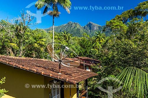 Casa na Área de Proteção Ambiental da Serrinha do Alambari  - Itatiaia - Rio de Janeiro (RJ) - Brasil