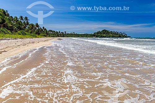 Orla da Praia de Bainema  - Cairu - Bahia (BA) - Brasil