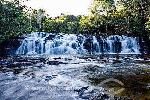 Vista da Cachoeira do Tijuípe  - Itacaré - Bahia (BA) - Brasil