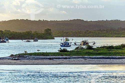 Vista da Praia do Pontal  - Itacaré - Bahia (BA) - Brasil
