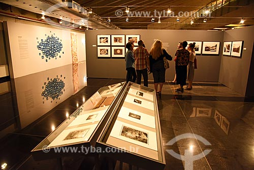 Exposição artesania fotográfica no Espaço Cultural BNDES  - Rio de Janeiro - Rio de Janeiro (RJ) - Brasil