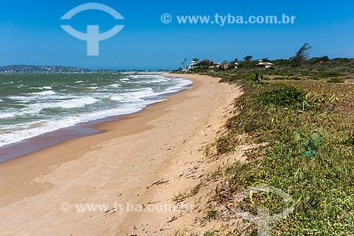 Vista da orla da Praia Rasa  - Armação dos Búzios - Rio de Janeiro (RJ) - Brasil