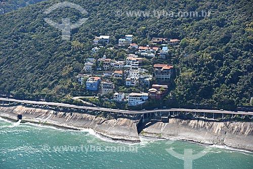 Foto aérea da Condomínio Residencial Ladeira das Yucas  - Rio de Janeiro - Rio de Janeiro (RJ) - Brasil
