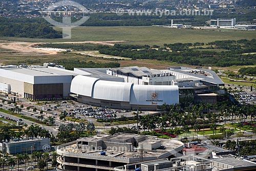 Foto aérea do Shopping Metropolitano  - Rio de Janeiro - Rio de Janeiro (RJ) - Brasil