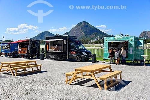 Food Trucks no Hipódromo da Gávea  - Rio de Janeiro - Rio de Janeiro (RJ) - Brasil