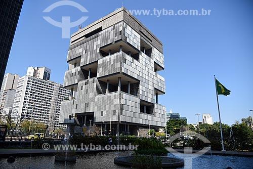 Vista do Edifício Sede da Petrobras  - Rio de Janeiro - Rio de Janeiro (RJ) - Brasil