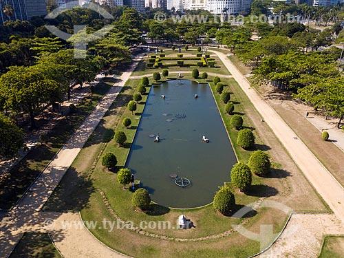 Praça Paris (1926)  - Rio de Janeiro - Rio de Janeiro (RJ) - Brasil