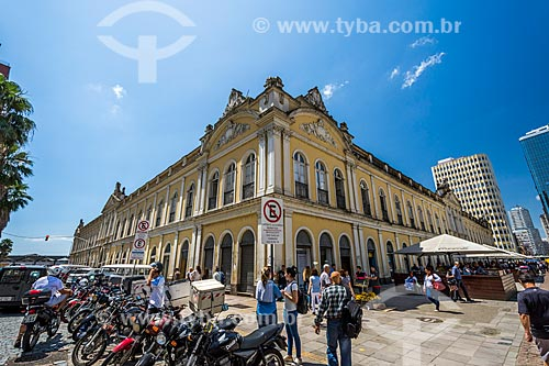 Mercado Público de Porto Alegre (1869)  - Porto Alegre - Rio Grande do Sul (RS) - Brasil