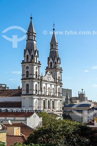 Igreja de Nossa Senhora das Dores (1901)  - Porto Alegre - Rio Grande do Sul (RS) - Brasil