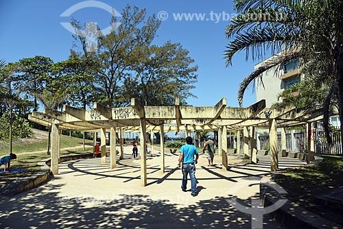 Parque Garota de Ipanema  - Rio de Janeiro - Rio de Janeiro (RJ) - Brasil