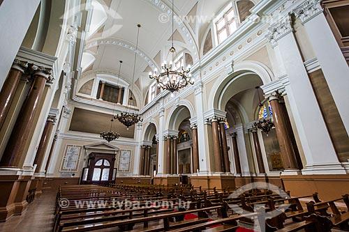 Interior da Catedral Metropolitana de Porto Alegre (1929)  - Porto Alegre - Rio Grande do Sul (RS) - Brasil