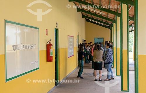 Alunos do Instituto Ellos de Educação  - São Roque de Minas - Minas Gerais (MG) - Brasil
