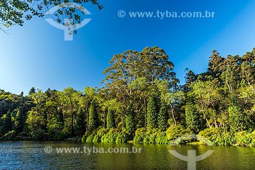 Vista do Lago Negro  - Gramado - Rio Grande do Sul (RS) - Brasil