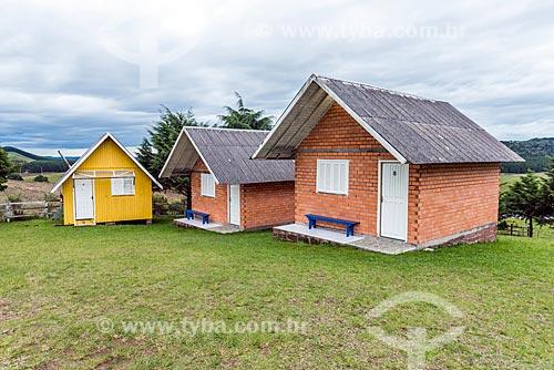Chalés da Pousada Bela Vista - Cambará do Sul  - Cambará do Sul - Rio Grande do Sul (RS) - Brasil
