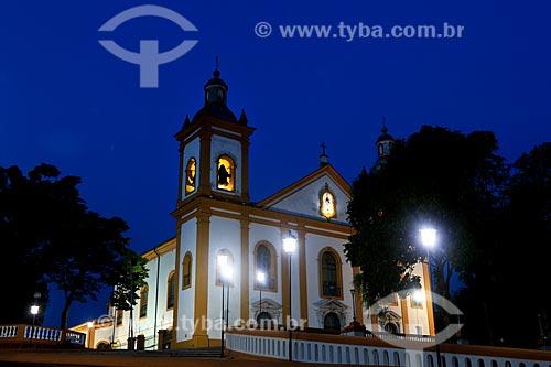 Fachada da Catedral de Nossa da Senhora da Conceição  - Manaus - Amazonas (AM) - Brasil
