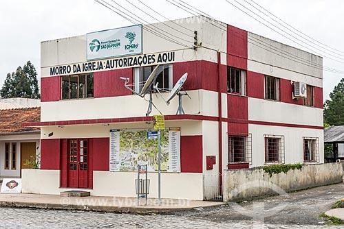 Sede do Instituto Chico Mendes de Conservação da Biodiversidade (ICMBio)  - Urubici - Santa Catarina (SC) - Brasil
