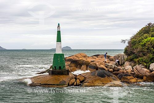 Farol da Barra da Lagoa  - Florianópolis - Santa Catarina (SC) - Brasil
