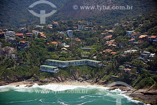 Foto aérea do Edifício Joatinga  - Rio de Janeiro - Rio de Janeiro (RJ) - Brasil