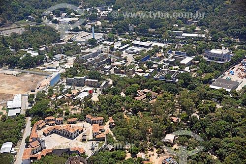 Foto aérea dos Estúdios Globo  - Rio de Janeiro - Rio de Janeiro (RJ) - Brasil
