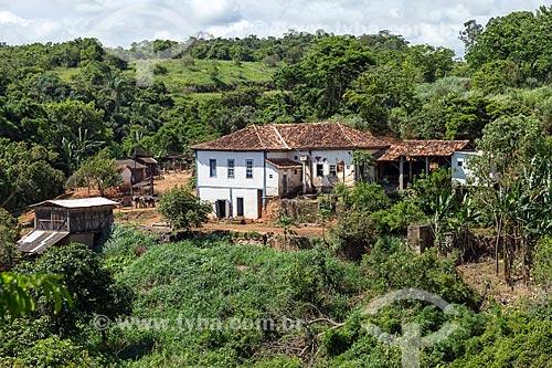 Fazenda na zona rural da cidade de Guarani  - Guarani - Minas Gerais (MG) - Brasil